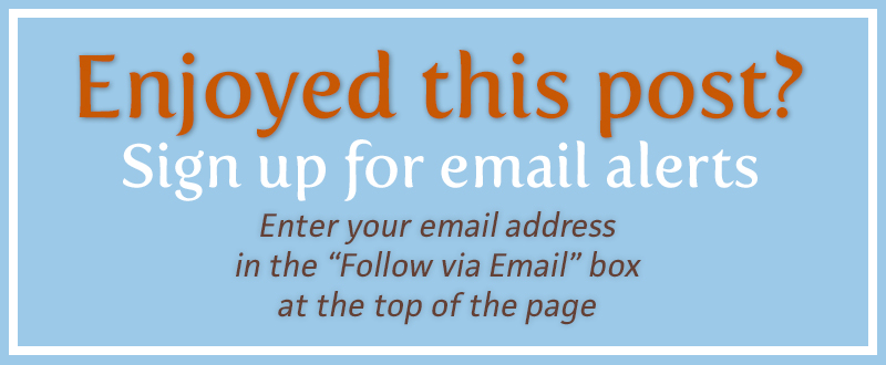 Follow Runs With Blisters Blog via email alerts